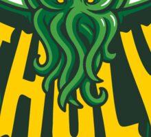 Cthulhu Man Sticker