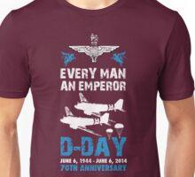 EVERY MAN AN EMPEROR Unisex T-Shirt