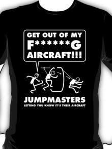 JUMPMASTERS T-Shirt