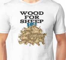GEEC Club -Wood for Sheep- Unisex T-Shirt