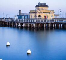 St Kilda Pier Cafe - Melbourne Sticker