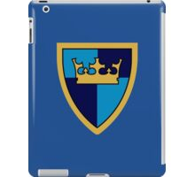 LEGO Castle - Crown Knights Shield iPad Case/Skin