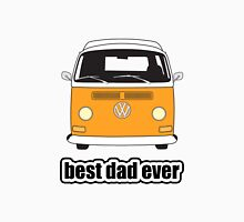 Best Dad Ever Orange Early Bay Unisex T-Shirt