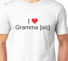Love Grammar Unisex T-Shirt