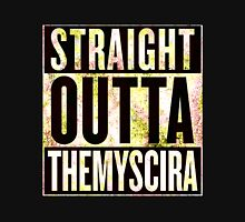 Straight Outta Themyscira with color Unisex T-Shirt