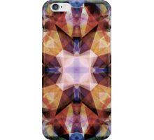 Textured Geometric Mandala iPhone Case/Skin