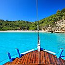 Closer to paradise - Antipaxos island by Hercules Milas