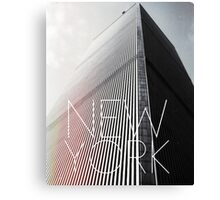 NEW YORK II Canvas Print