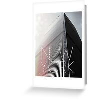 NEW YORK II Greeting Card