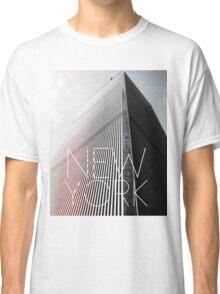 NEW YORK II Classic T-Shirt