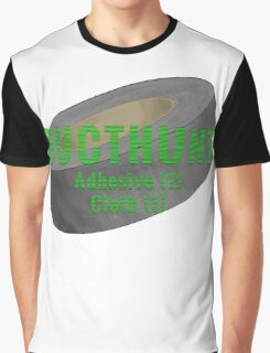 DUCT HUNT Graphic T-Shirt