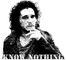 Knows Nothing by qindesign