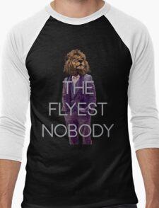 THE FLYEST NOBODY Classic Men's Baseball ¾ T-Shirt