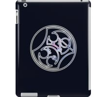 'Bad Wolf' in Gallifreyan - Galaxy iPad Case/Skin