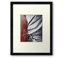 NEW YORK III Framed Print