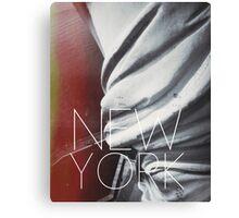 NEW YORK III Canvas Print