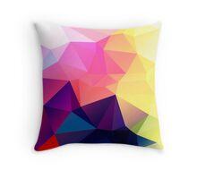 Polygonal   OAPWB Throw Pillow