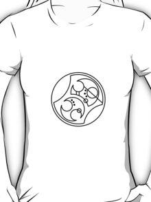 'Bad Wolf' in Gallifreyan  T-Shirt
