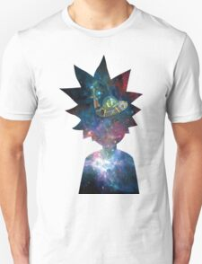 Rick and Morty Space Ship T-Shirt