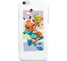Megabomberbroszelda iPhone Case/Skin