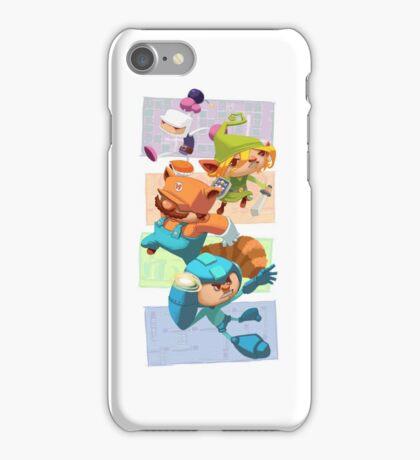 Megabomberbroszelda iPhone Case/Skin