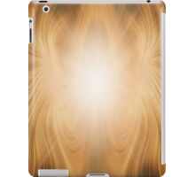 Gold Gremlin Abstract iPad Tablet Case iPad Case/Skin