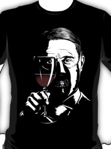 Sociopathe Bourgogne T-Shirt