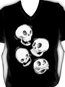 Four Skulls T-Shirt