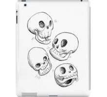 Four Skulls iPad Case/Skin