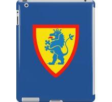 LEGO Castle - Crusaders Shield iPad Case/Skin