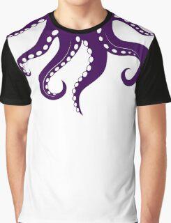 Octoshirt purple Graphic T-Shirt