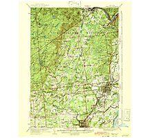 New York NY Saratoga 129394 1942 62500 Photographic Print