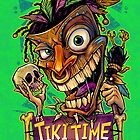 Tiki Time by Brian Allen