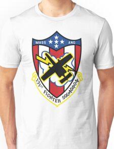 131st Fighter Squadron Emblem ( A-10 ) Unisex T-Shirt