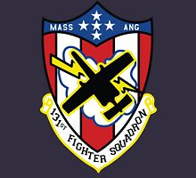 131st Fighter Squadron Emblem ( A-10 ) Unisex T-Shirt