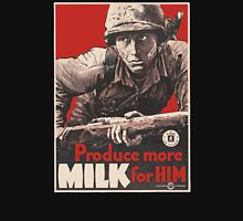 WWII - MORE MILK Unisex T-Shirt