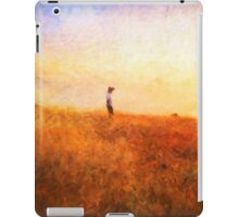 Don't count the days ... iPad Case/Skin