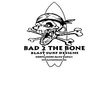 BAD TO THE BONE by ALAN MCCRAY