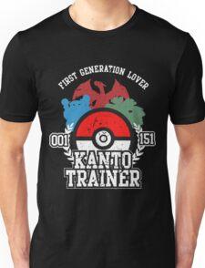 1st Generation Trainer (Dark Tee) Unisex T-Shirt