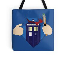 Truth, Justice and... Doctor Who? Tote Bag