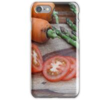Vegetable Still Life iPhone Case/Skin