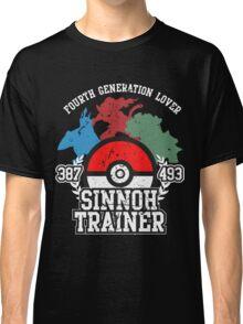 4th Generation Trainer (Dark Tee) Classic T-Shirt