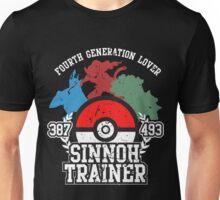 4th Generation Trainer (Dark Tee) Unisex T-Shirt