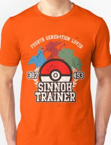 4th Generation Trainer (Dark Tee) T-Shirt