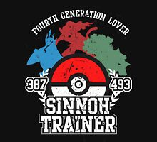 4th Generation Trainer (Dark Tee) Unisex T-Shirt