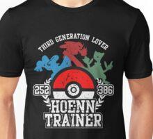 3th Generation Trainer (Dark Tee) Unisex T-Shirt