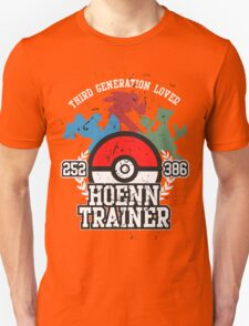 3th Generation Trainer (Dark Tee) T-Shirt
