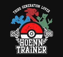 3th Generation Trainer (Dark Tee) Unisex T-Shirt
