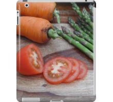 Vegetable Still Life iPad Case/Skin