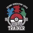2nd Generation Trainer (Dark Tee) by ZandryX